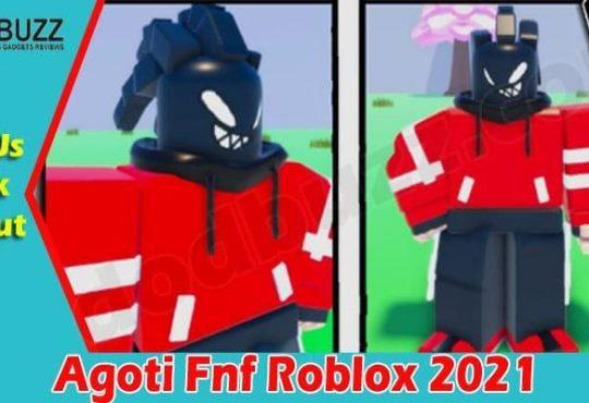 Agoti Fnf Roblox 2021