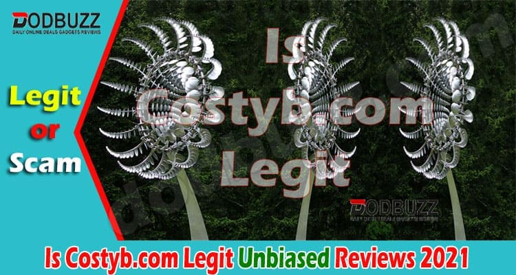 Costyb Online website Reviews
