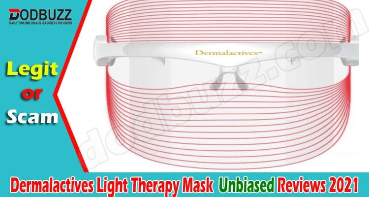 Dermalactives Light Therapy Mask Reviews 2021