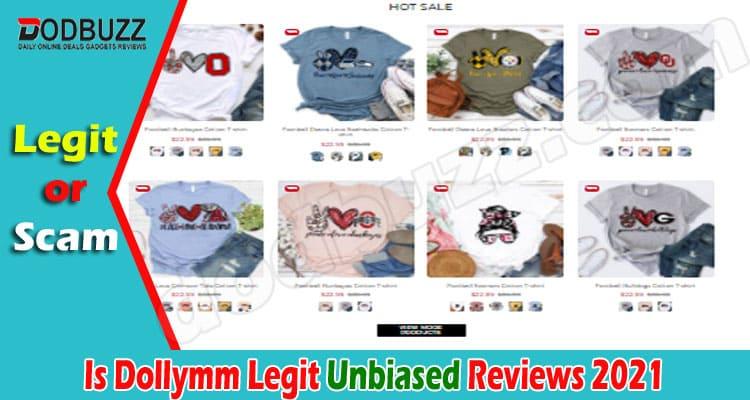 Dollymm online Website Reviews 2021