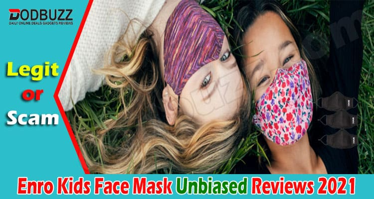 Enro Kids Face Mask Onkline Product Review