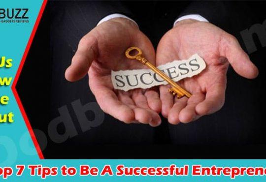 Entrepreneur Successful Tips