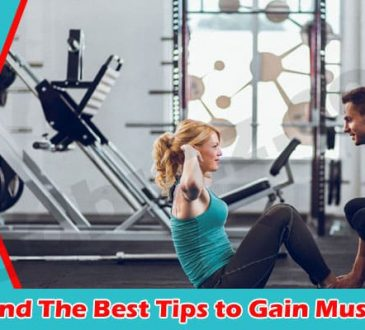 Gain Muscle Mass Best Tips