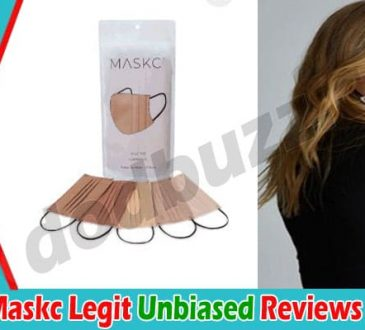Is Maskc Legit (Aug 2021) Great Read and Review The Site