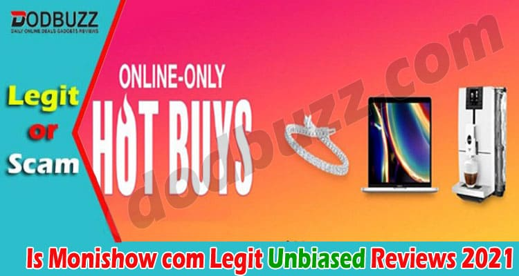 Is Monishow Com Legit (Aug) Check and Read Reviews Now!