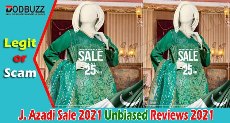 J. Azadi Sale 2021