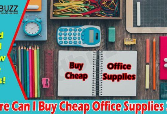 Latest News Cheap Office Supplies