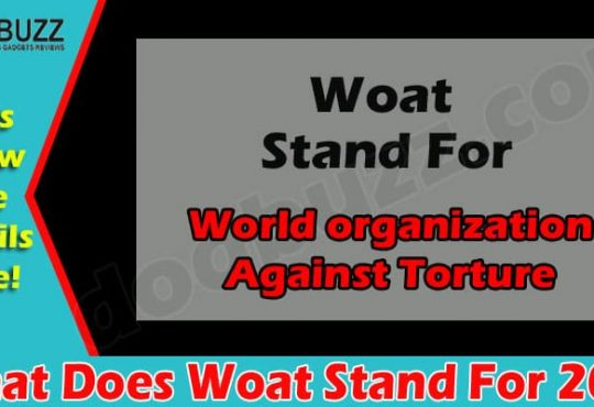 Latest News Woat Stand For
