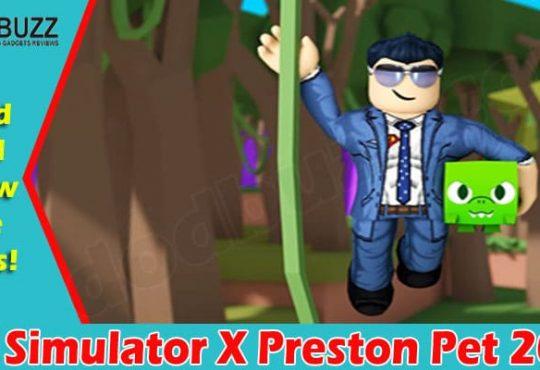 Latest news Pet Simulator X Preston Pet
