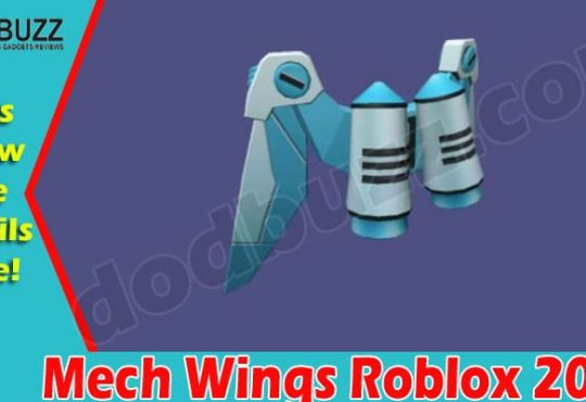 Mech Wings Roblox (Aug 2021) Read The Game Facts Below!