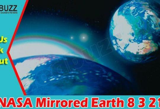 NASA Mirrored Earth 8 3 21 2021