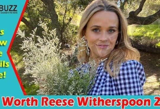 Net Worth Reese Witherspoon 2021