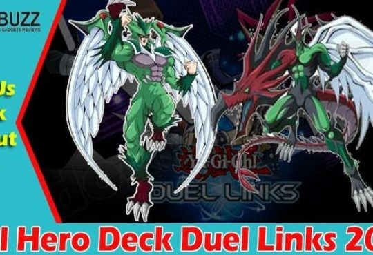 latest News Evil Hero Deck Duel Links