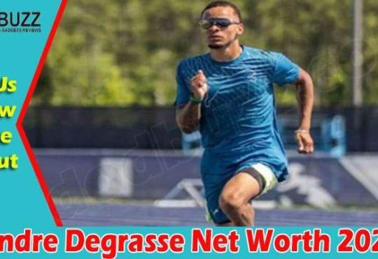 latest news Andre Degrasse Net Worth