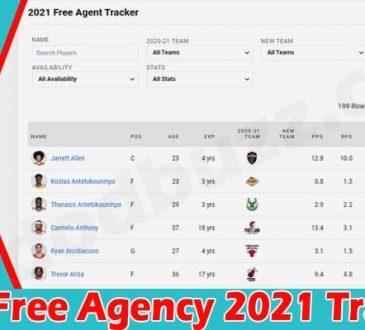 latest news Nba Free Agency 2021 Tracker