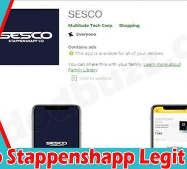 latest news Sesco Stappenshapp Legit