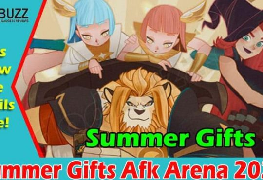 latest news Summer Gifts Afk Arena