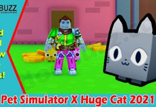 About Generall Information Pet Simulator X Huge Cat