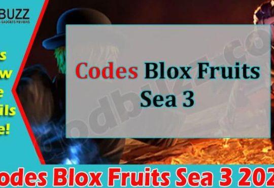 Gaming Tips Codes Blox Fruits Sea 3