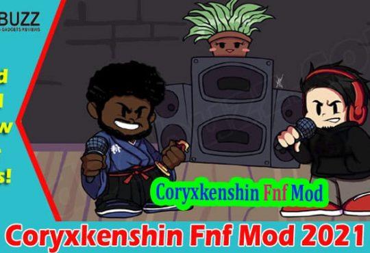 Gaming Tips Coryxkenshin Fnf Mod