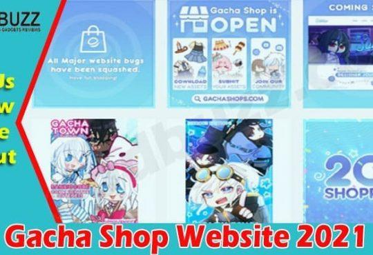 Gaming Tips Gacha Shop Website