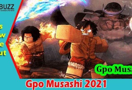 Gaming Tips Gpo Musashi