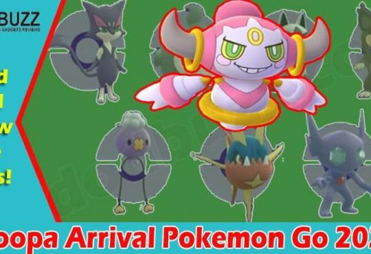 Gaming Tips Hoopa Arrival Pokemon Go