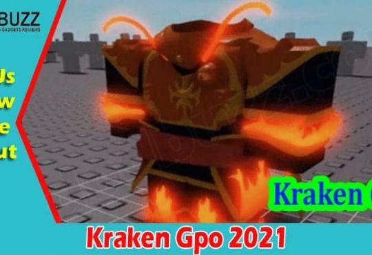 Gaming Tips Kraken Gpo