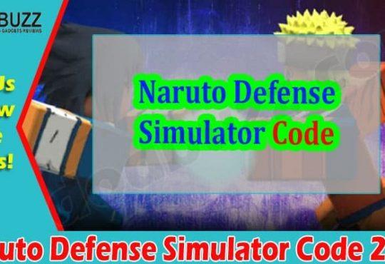 Gaming Tips Naruto Defense Simulator Code
