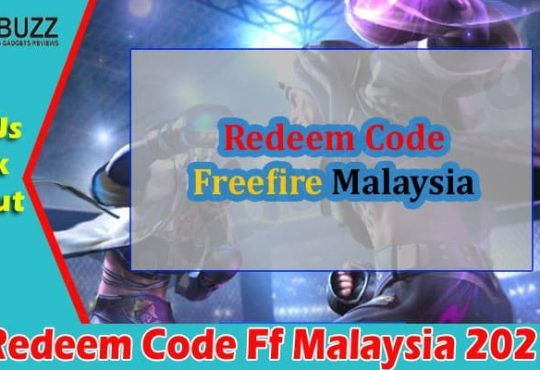 Gaming Tips Redeem Code Ff Malaysia