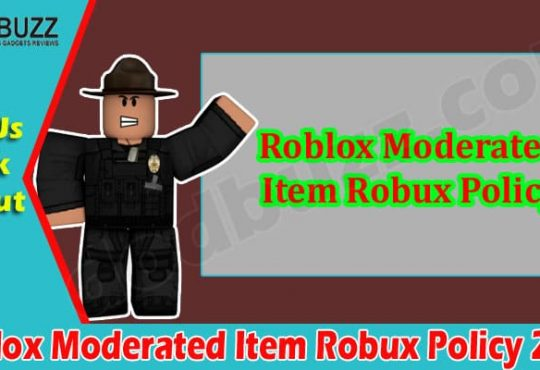 Gaming Tips Roblox Moderated Item Robux Policy
