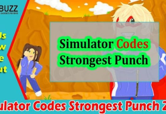 Gaming Tips Simulator Codes Strongest Punch
