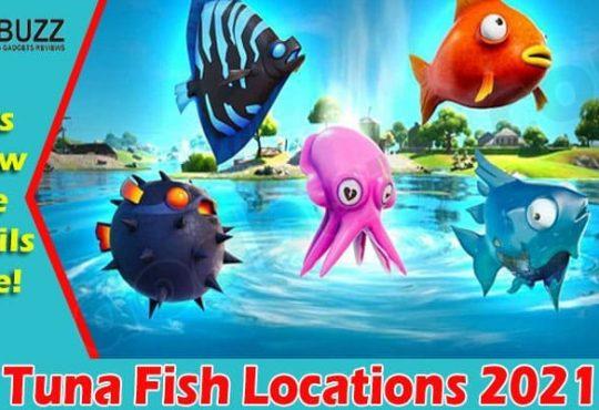 Gaming Tips Tuna Fish Locations Fortnite