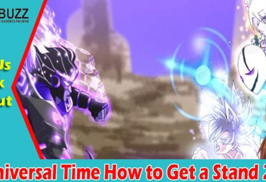 Gaming Tips Universal Time How To Get A Stand