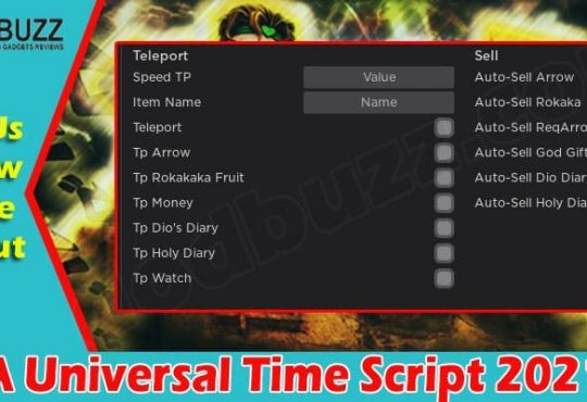 Gaming Tips Universal Time Script