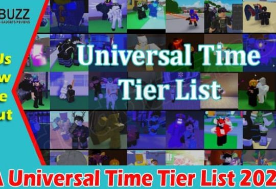 Gaming Tips Universal Time Tier List