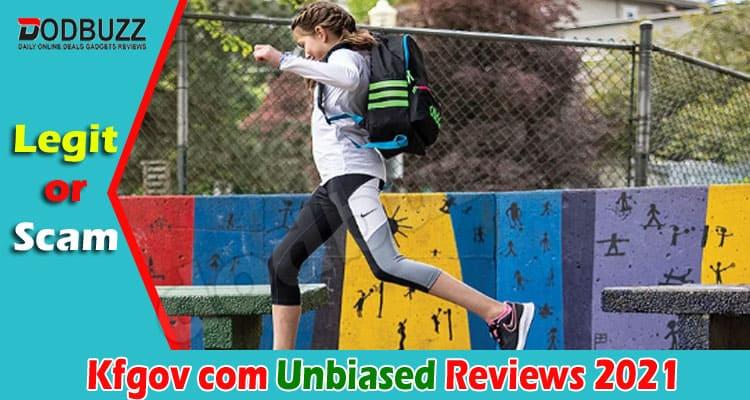 Kfgov online website Reviews