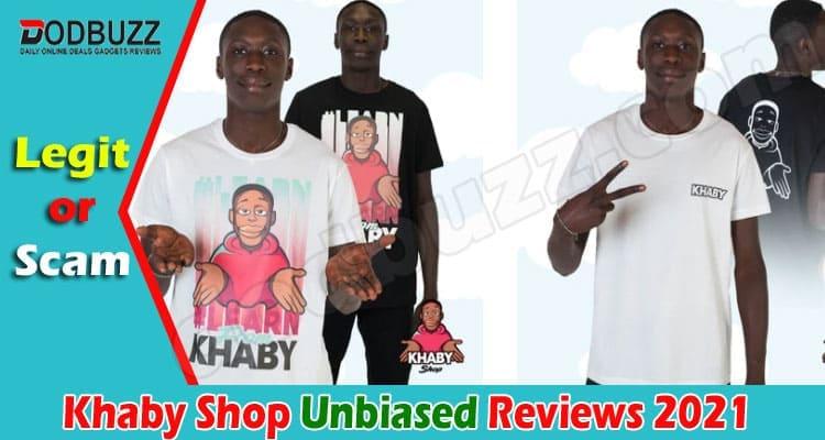 Khaby Shop Online Website Reviews