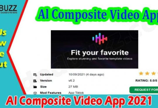 Latest News Composite Video App