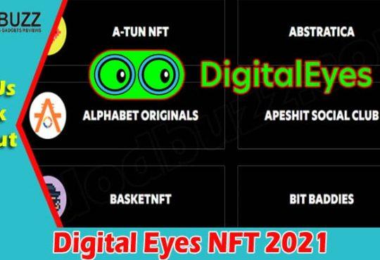 Latest News Digital Eyes NFT