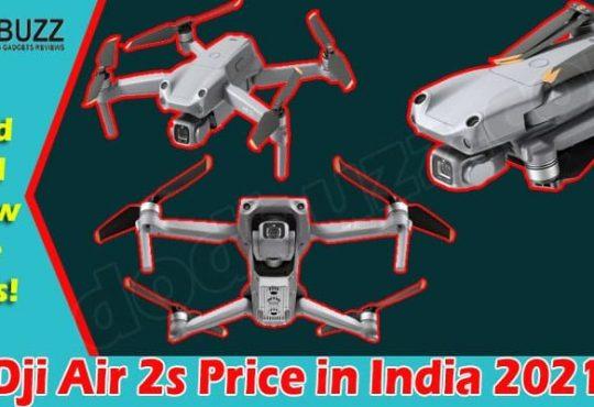 Latest News Dji Air 2s Price in India