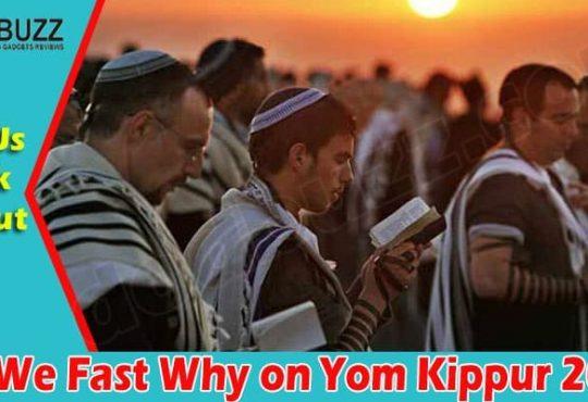 Latest News Do We Fast Why on Yom Kippur