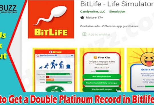Latest News Double Platinum Record in Bitlife