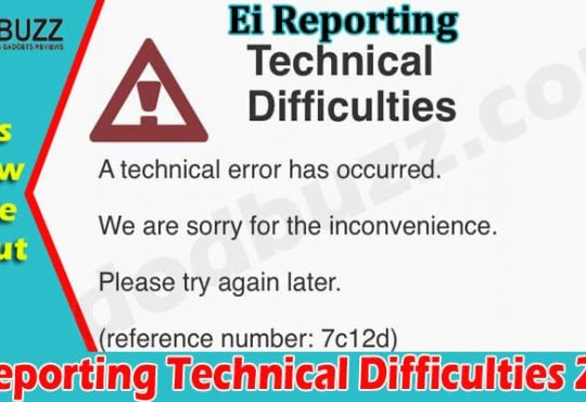 Latest News Ei Reporting Technical Difficulties