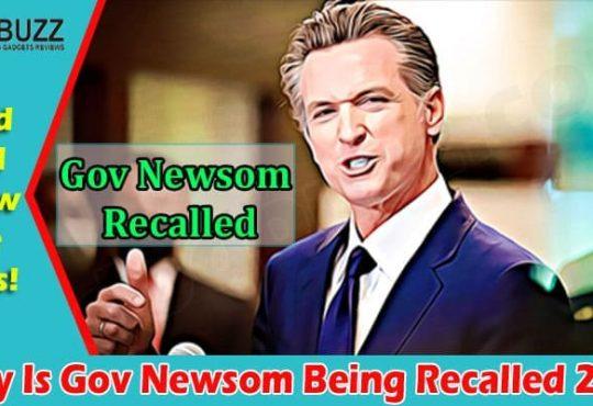Latest News Gov Newsom Being Recalled