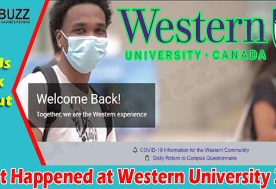 Latest News Happened at Western University