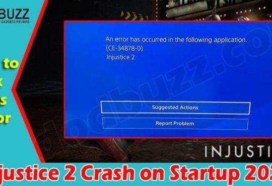 Latest News Injustice 2 Crash on Startup