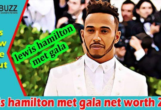Latest News Lewis Hamilton Met Gala