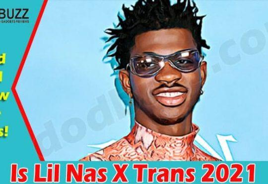 Latest News Lil Nas X Trans