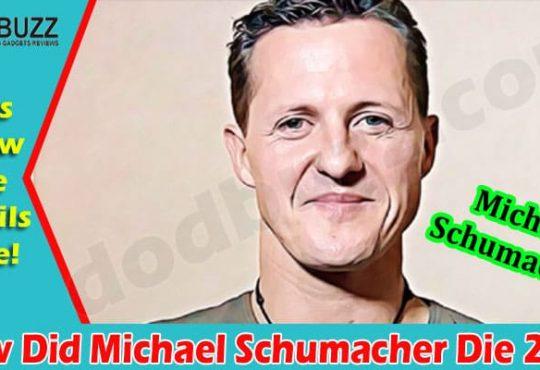 Latest News Michael Schumacher Die